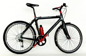 Carbon bicycle by M5 Recumbents